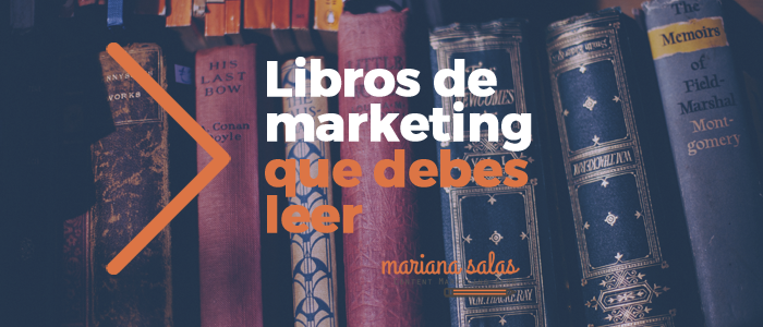 Libros de marketing que debes leer